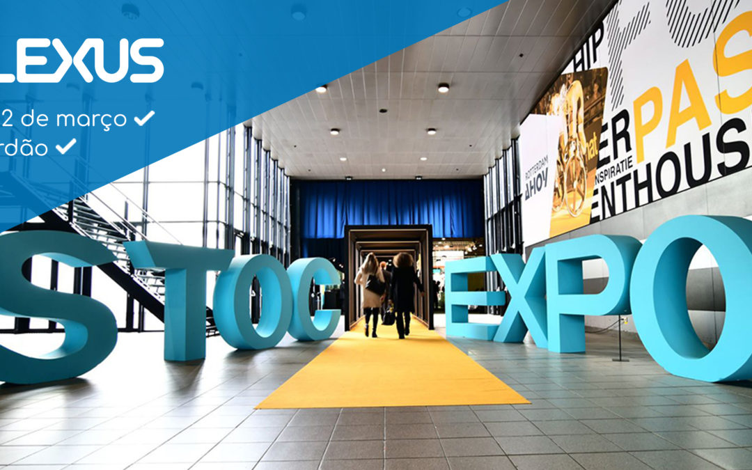 Estaremos na Feira StocExpo 2020!