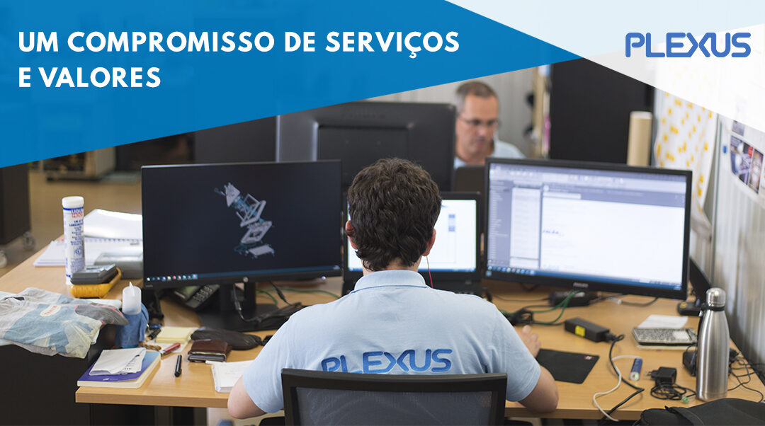 Plexus: um compromisso de serviços e valores