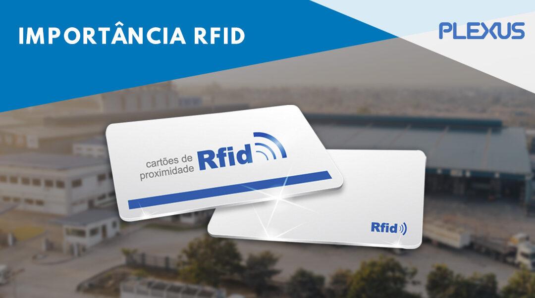 Importância do RFID nas indústrias